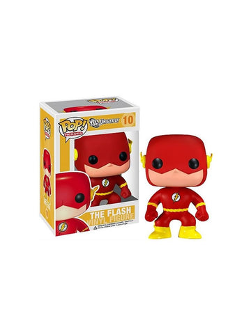 Flash Heroes Pop Vinyl Figure - Planet Superhero