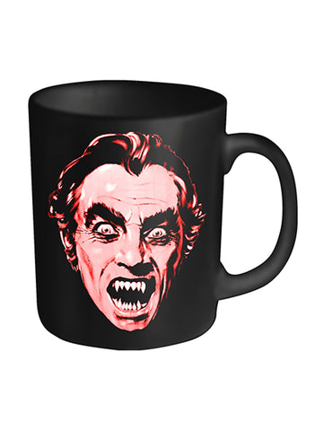 Count Yorga mug - Planet Superhero