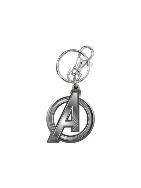 Avengers A Logo Pewter Key Chain - Planet Superhero
