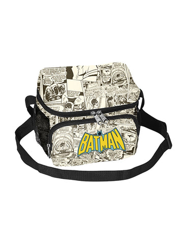 Batman - Vintage Lunch Carry Bag - Planet Superhero