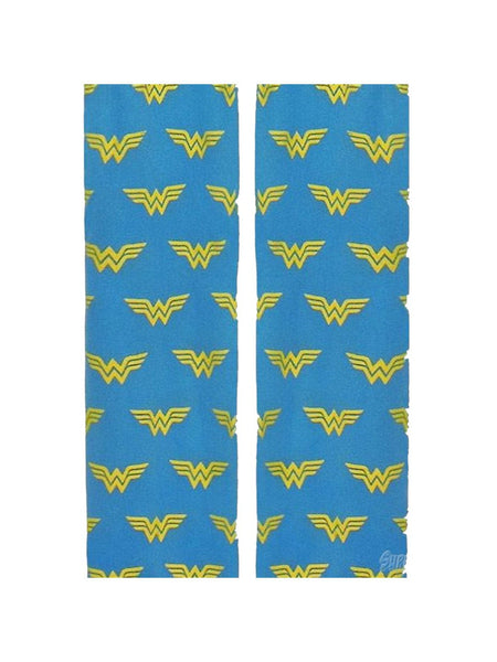 Wonder Woman Symbol All-Over Women's Footless Tights - Planet Superhero