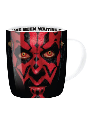 Star Wars - Darth Maul Barrel Mug - Planet Superhero