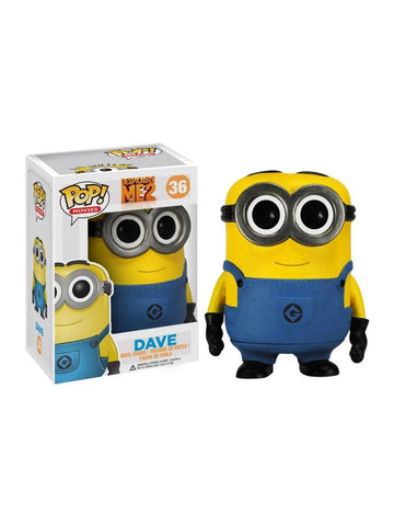 Despicable Me 2 Movie Dave Pop - Planet Superhero