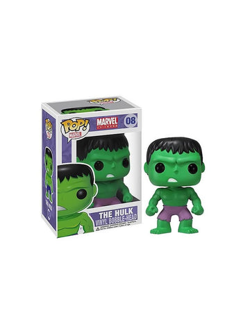 Incredible Hulk Pop Vinyl Bobble Figure - Planet Superhero