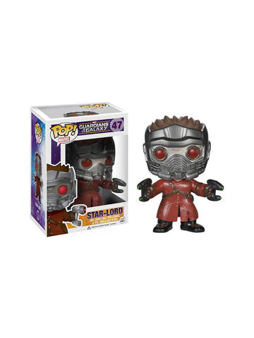 Guardians of the Galaxy Star-Lord Pop Vinyl - Planet Superhero