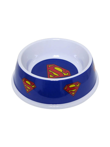 Superman 16oz Pet Bowl - Planet Superhero