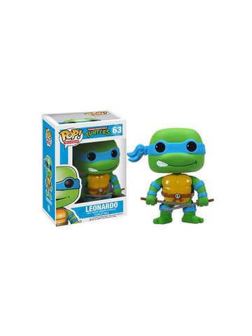 Teenage Mutant Ninja Turtles Leonardo - Planet Superhero
