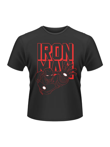 Iron man Reach 2 T-Shirt - Planet Superhero