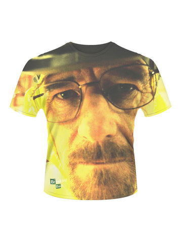 Breaking Bad Walter T-Shirt - Planet Superhero