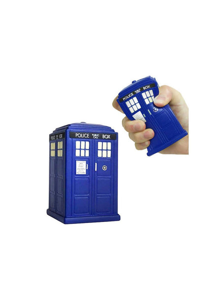 Dr Who - TARDIS Stress Ball Squeezes