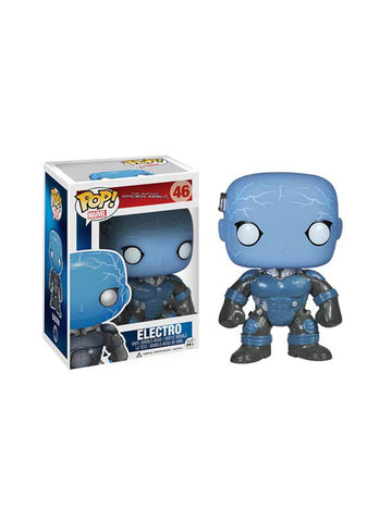 Amazing Spider-Man 2 Electro Pop Vinyl Figure - Planet Superhero