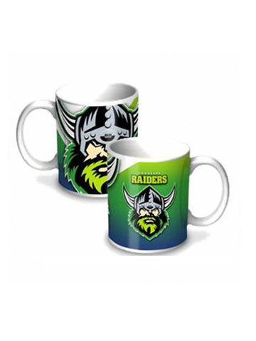 NRL Raiders 11oz Ceramic coffee Mug - Planet Superhero