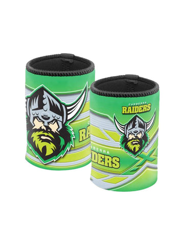 NRL canberra Raiders Can cooler