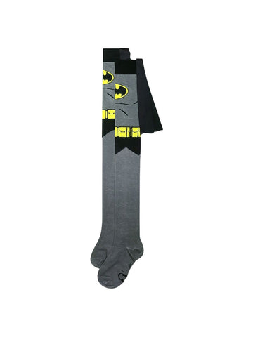Batman Costume Over-the-Knee Caped Socks - Planet Superhero