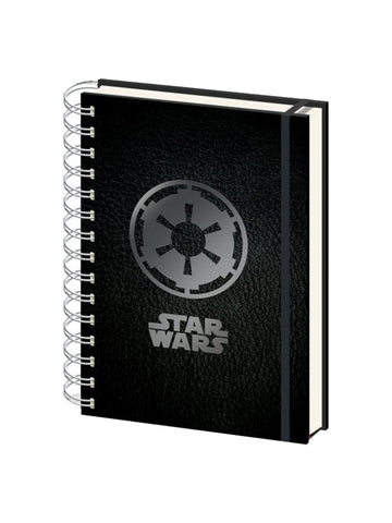 Star Wars Empire Symbol A5 Notebook