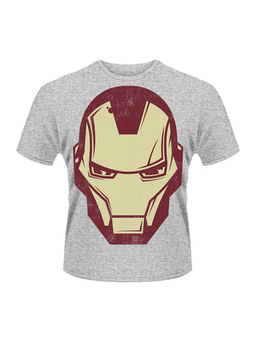 Iron Man Mask T-Shirt - Planet Superhero