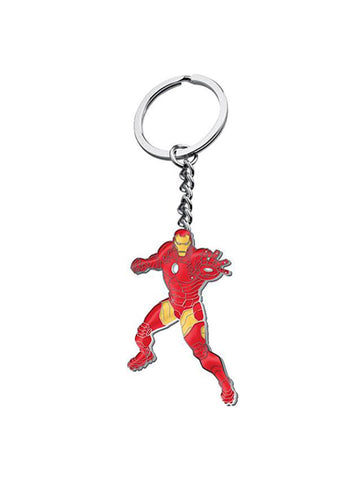 Iron Man Metal Keychain - Planet Superhero