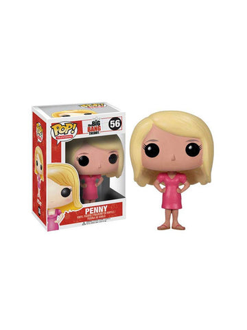 Big Bang Theory - Penny Pop Vinyl Figure - Planet Superhero