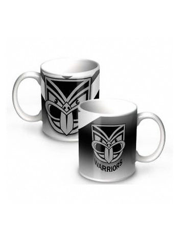 New Zealand Warriors NRL 11oz Ceramic coffee Mug - Planet Superhero