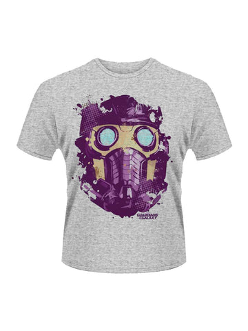 Guardians Of The Galaxy Star mask T-Shirt - Planet Superhero