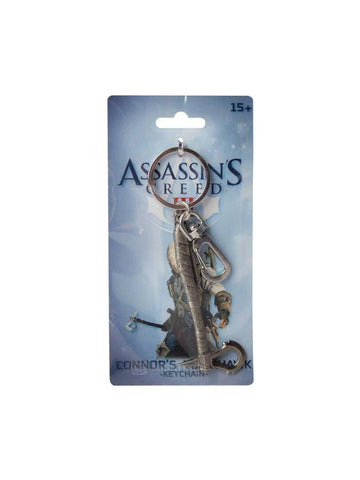 Assassin's Creed 3 - Connor's Tomahawk Keychain - Planet Superhero