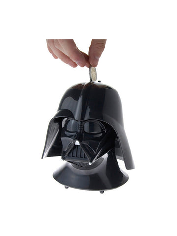Star Wars- Darth Vader Talking Money Box - Planet Superhero