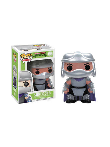 Teenage Mutant Ninja Turtles Shredder Pop Vinyl Figure - Planet Superhero