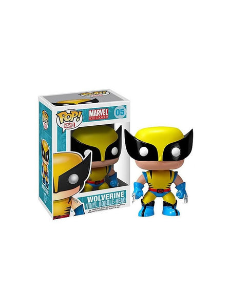 X-Men Wolverine Pop Vinyl Bobble Figure - Planet Superhero