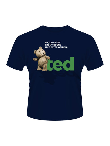 Ted Oh, Come On, T-Shirt - Planet Superhero
