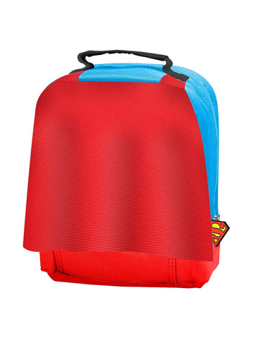 Superman Lunch Bag with Cape