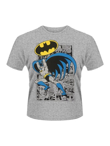 Batman Logo Pose T-Shirt - Planet Superhero