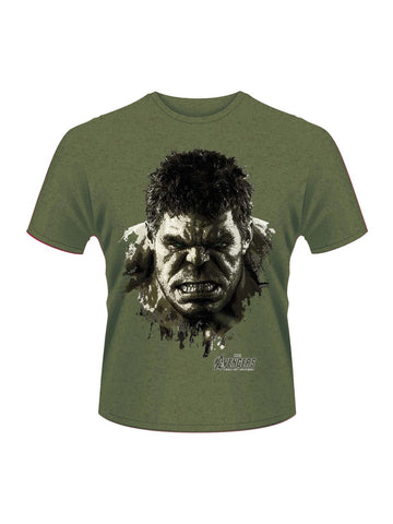 Avenger Age Of Ultron Hulk T-Shirt - Planet Superhero