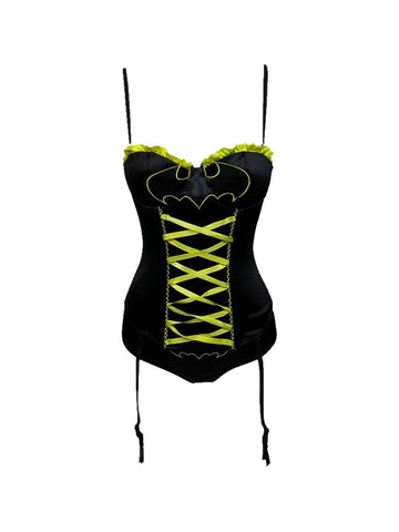 Batgirl Corset & Panty Set - Planet Superhero