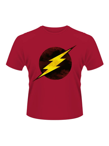 Flash Logo T- Shirt - Planet Superhero