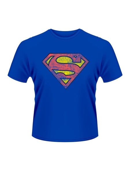 Superman Coloured Logo T-Shirt