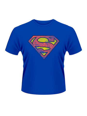 Superman Coloured Logo T-Shirt - Planet Superhero