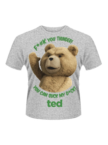 Ted Thunder T-Shirt - Planet Superhero