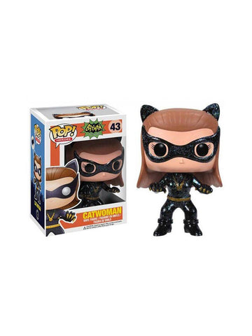 Batman 1966 TV Series Catwoman Pop! Vinyl Figure - Planet Superhero