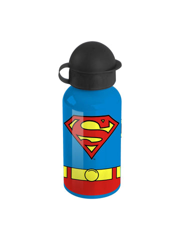 Superman Aluminum Drink Bottle - Planet Superhero