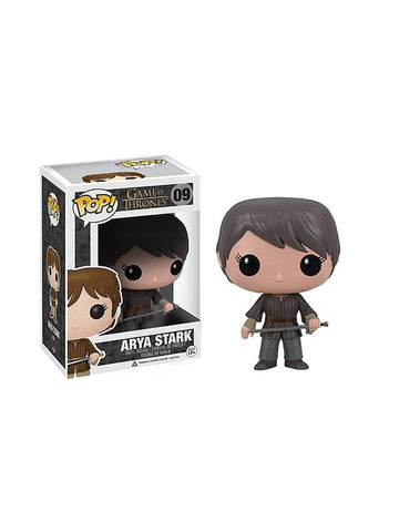 Game of Thrones Arya Stark Pop Vinyl Figure - Planet Superhero