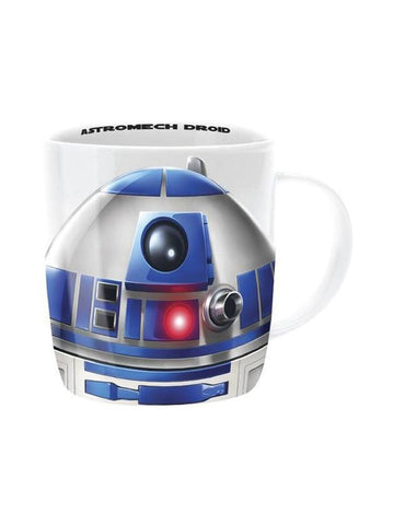 Star Wars - R2-D2 Barrel Mug - Planet Superhero