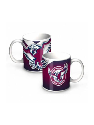 NRL Sea Eagles 11oz Ceramic Mug - Planet Superhero