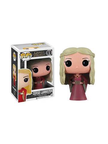 Game of Thrones Cersei Lannister Pop Vinyl Figure - Planet Superhero
