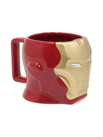 Iron Man 3D Coffee Mug - Planet Superhero