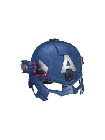 Marvel Captain America Super Soldier Battle Helmet