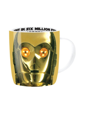 Star Wars - CP30 Mug - Planet Superhero