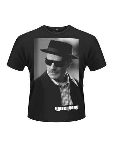 Breaking bad Heisenberg T-Shirt - Planet Superhero
