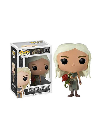 Game of Thrones Daenerys Pop Vinyl Figure - Planet Superhero