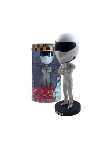 Top Gear - The Stig Bobble Head - Planet Superhero