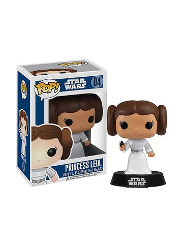 Star Wars Princess Leia Pop! Vinyl Figure - Planet Superhero